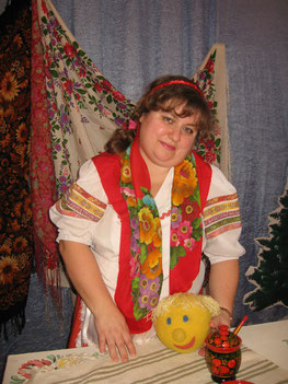 Голдовская Лия Геннадьевна, воспитатель детского сада № 54
