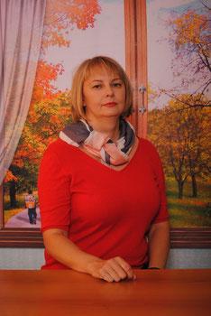 Данилова Ирина Николаевна, учитель школы № 212