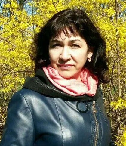 Саидгазина Дилбар Абдурахмоновна, воспитатель детского сада № 8