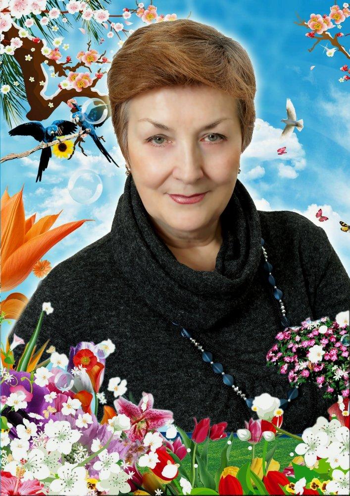 Драчинская Зоя Александровна, заведующий детского сада № 73