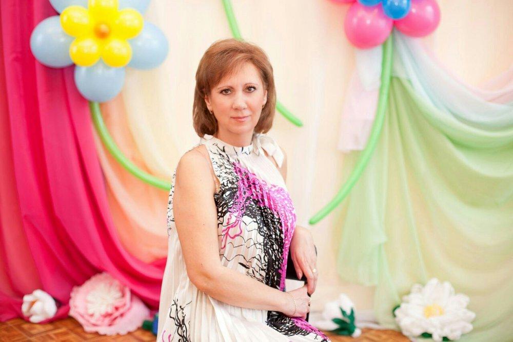 Астафьева Ирина Юрьевна, воспитатель детского сада №96