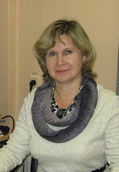 Егорова Марина Викторовна, учитель-логопед школы № 302
