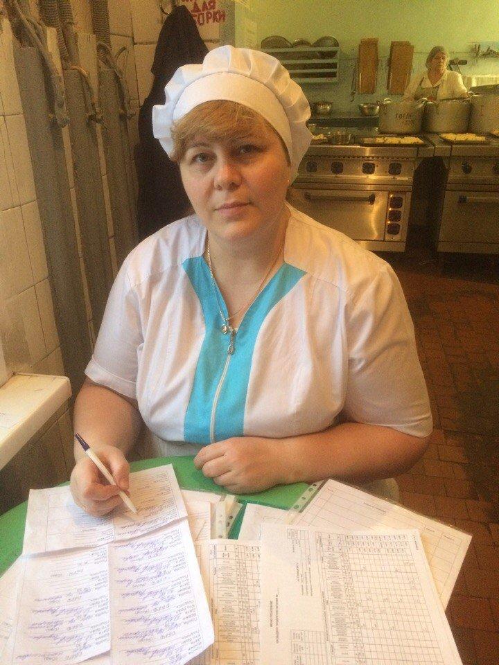 Никитина Юлия Анатольевна, заведующий производством детского сада №43