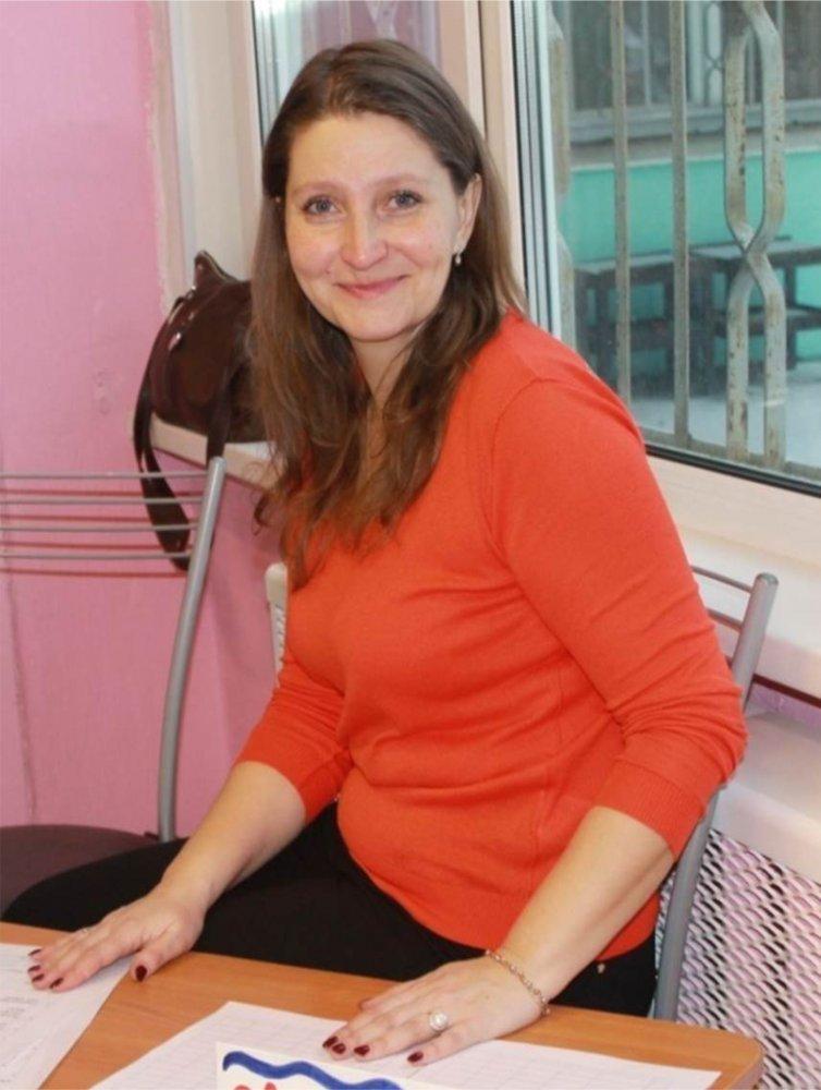 Колесник Елена Владимировна, педагог-психолог детского сада № 63