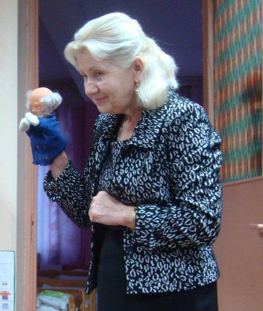 Каурова Татьяна Аркадьевна, воспитатель детского сада № 44