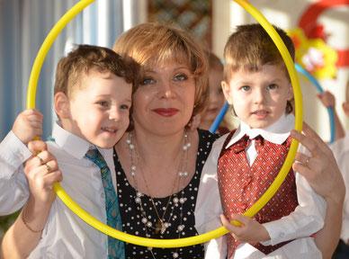 Кузнецова Анна Николаевна, воспитатель детского сада № 119