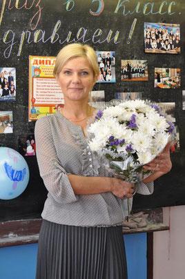 Липатова Светлана Олеговна, учитель начальных классов школы № 301