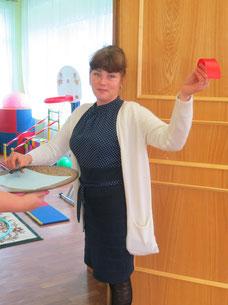 Максимова Ольга Владимировна, заведующий детским садом № 120