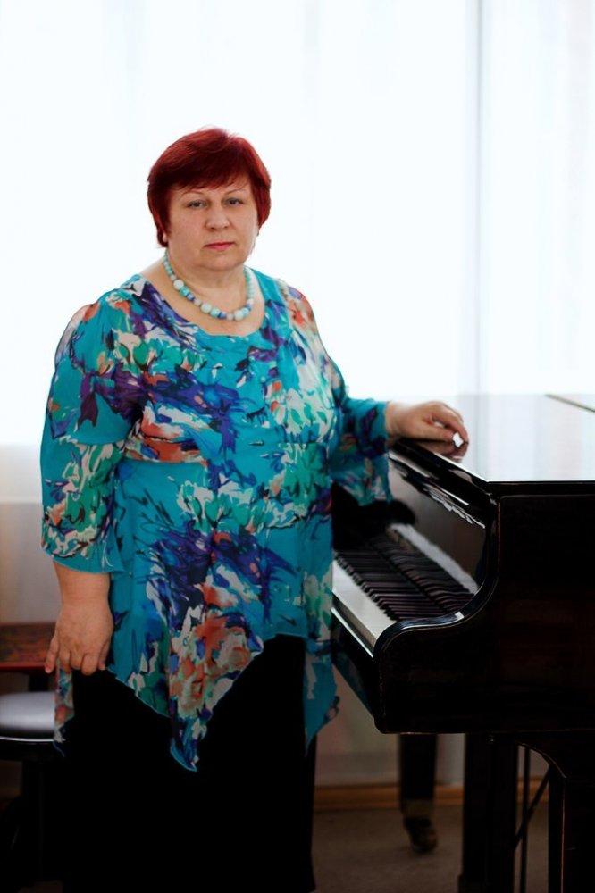 Татаринова Любовь Дмитриевна, музыкальный руководитель детского сада № 59