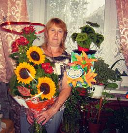 Филиппова Наталья Александровна, оператор стиральных машин детского сада № 117