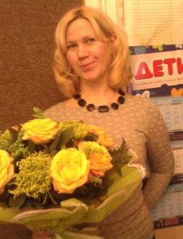 Цветкова Алла Николаевна, старший учитель-логопед детского сада № 116