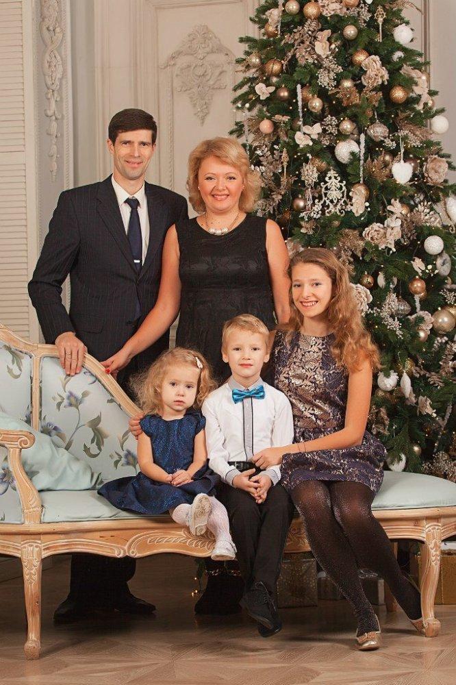 Семья Бардиных-Денисовых, детского сада № 94