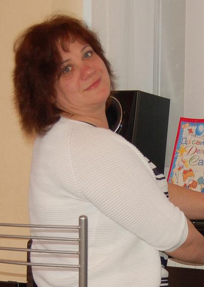 Шамбер Евгения Александровна, музыкальный руководитель детского сада № 69