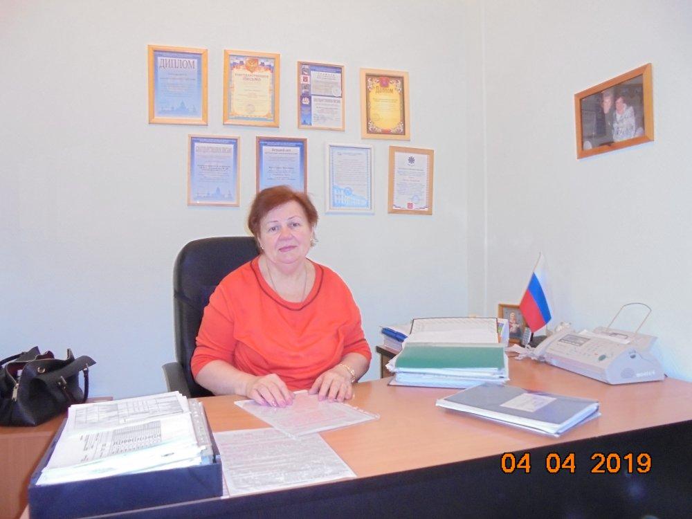 Руген Галина Алексеевна, заведующий детским садом № 98