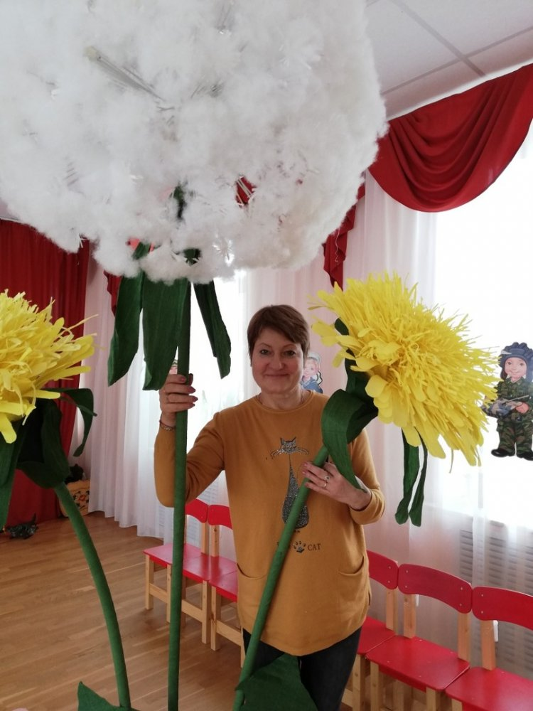 Баклашкина Любовь Сергеевна, педагог детского сада № 100