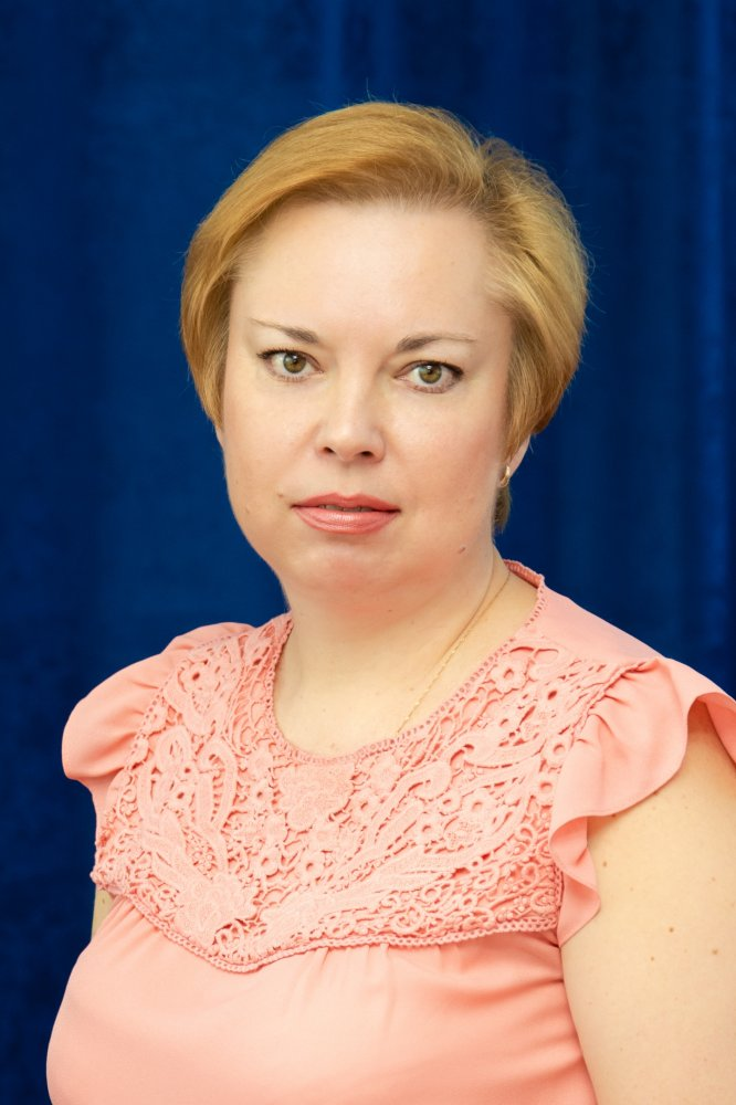 Лисицына Елена Анатольевна, воспитатель детского сада № 66
