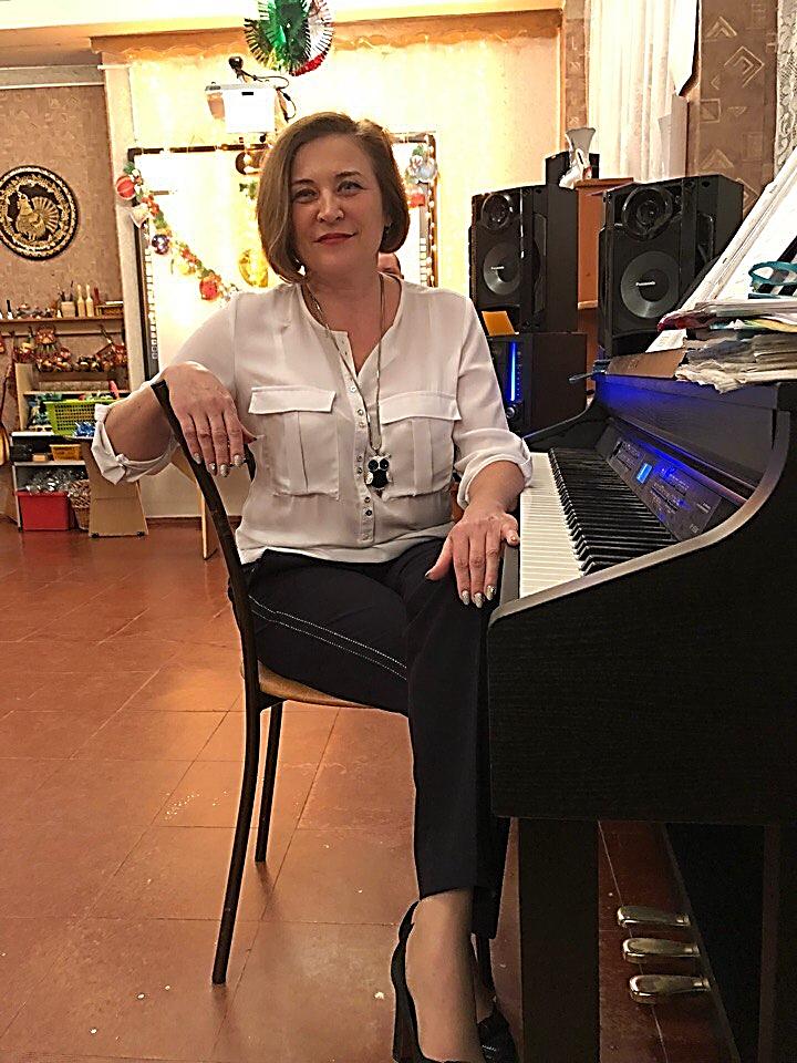 Шелякина Светлана Владимировна, музыкальный руководитель детского сада № 114