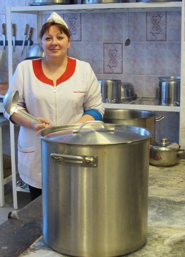 Иванова Светлана Анатольевна, повар детского сада № 69
