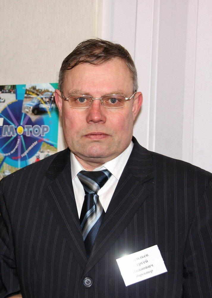 Васильев Сергей Иванович, заместитель директора Центра «Мотор»