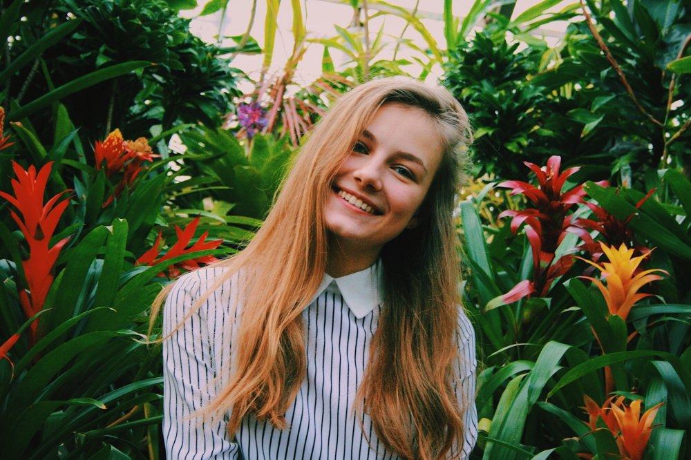 Харченко Татьяна, ученица школы № 212