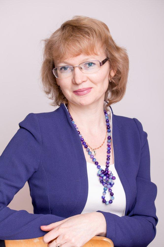 Комарова Наталья Васильевна, заместитель директора школы №310
