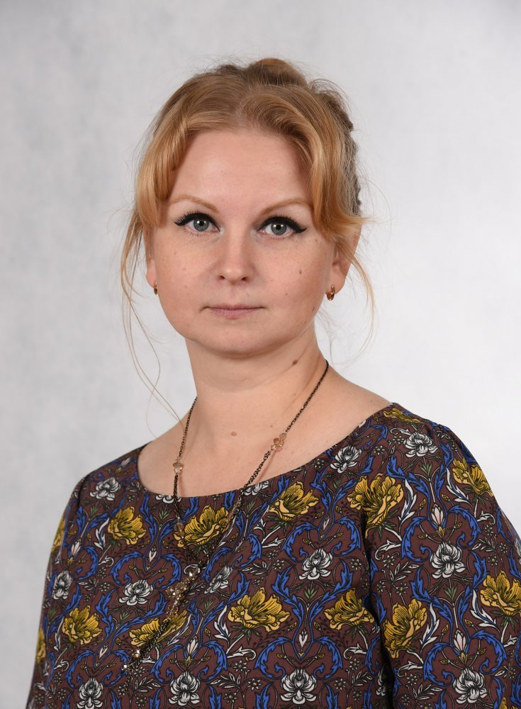 Калина Мария Андреевна, воспитатель детского сада № 78