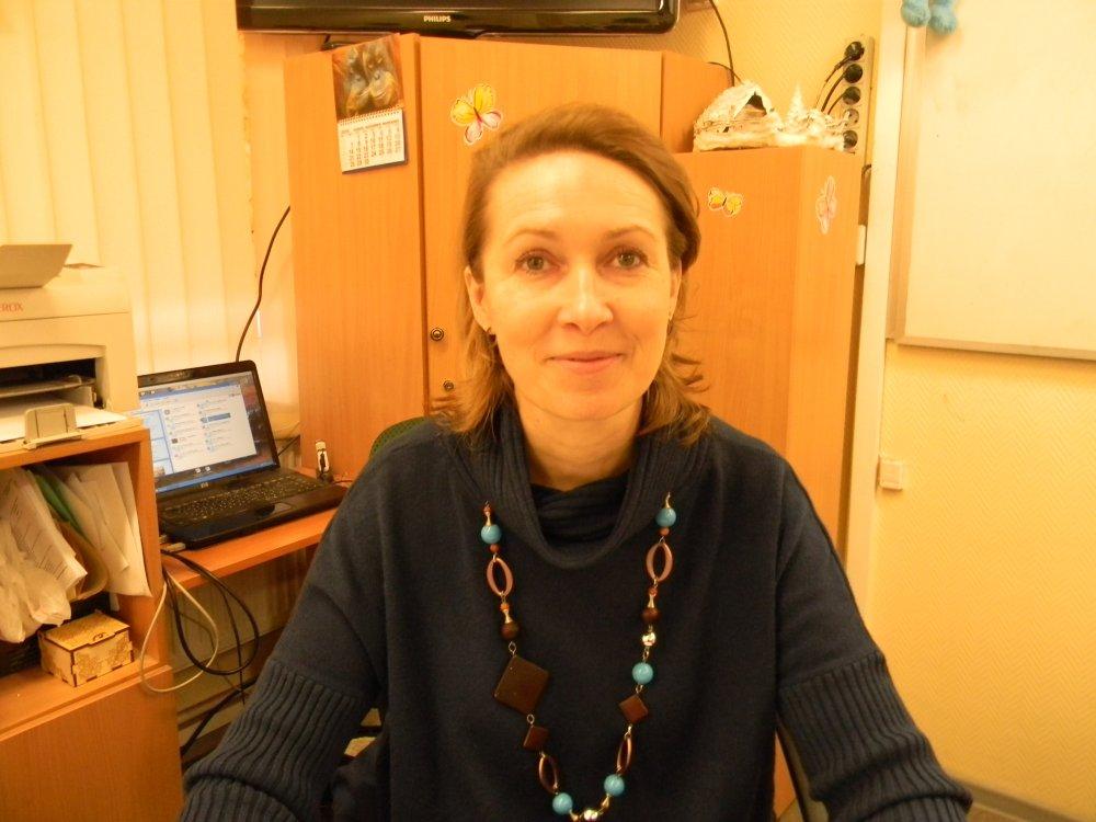 Федина Татьяна Валентиновна, учитель школы № 305