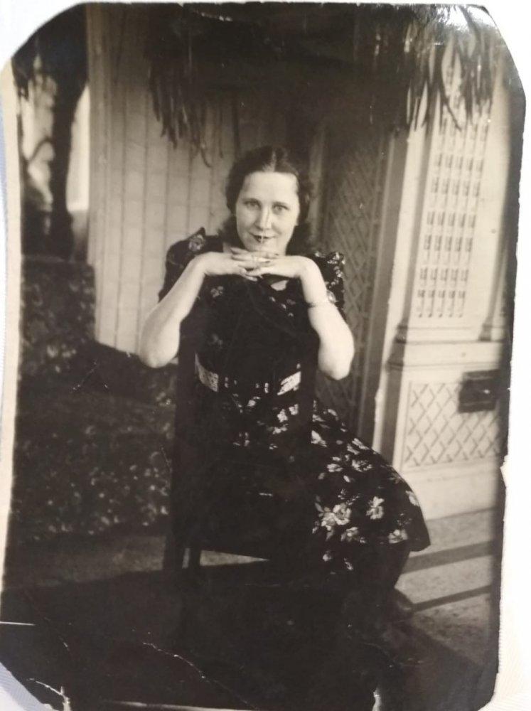 Максимова Пелагея Васильевна (1913 - 1999 г.)