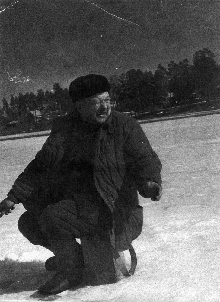 Васильев Михаил Исакович