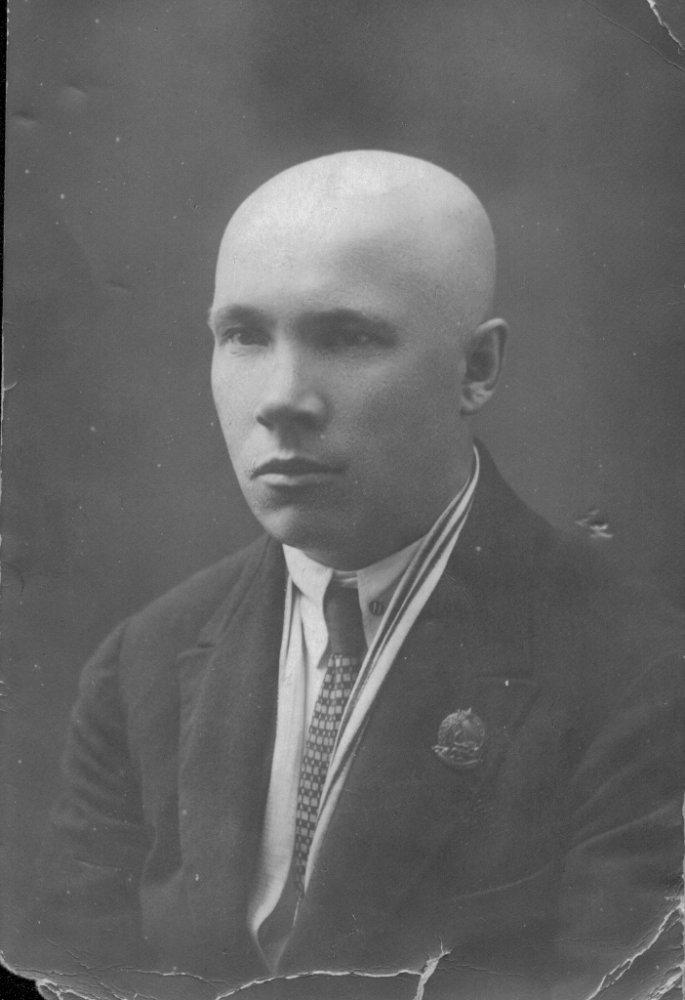 Кескюля Антон Петрович (1896 - 1942)