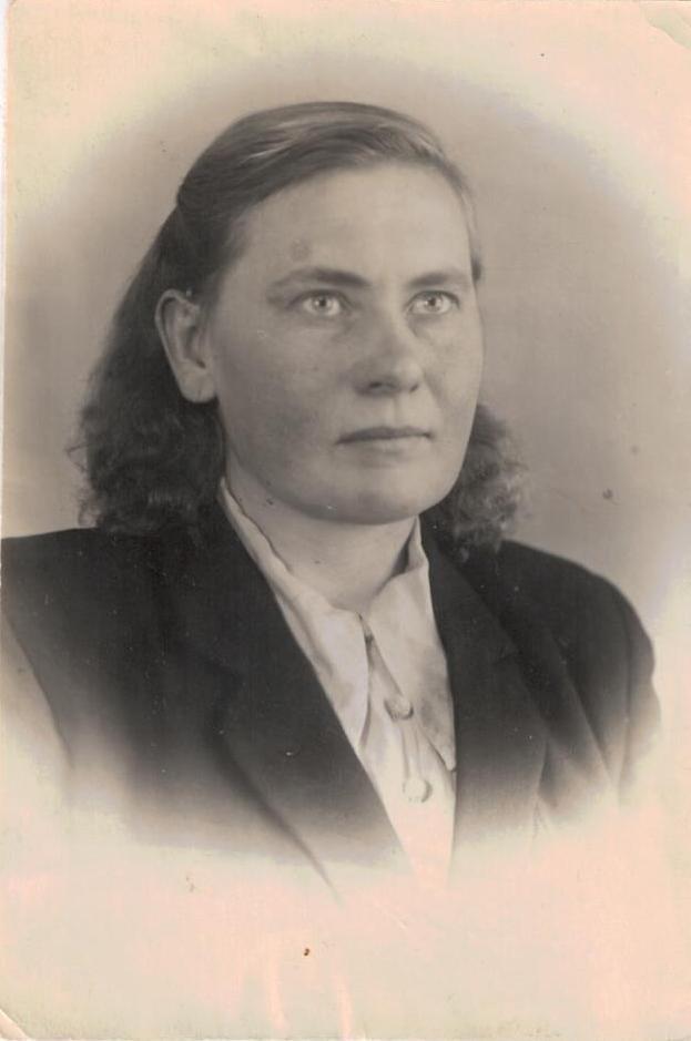 Швайкова Александра Андреевна ( 1919 - не указано)