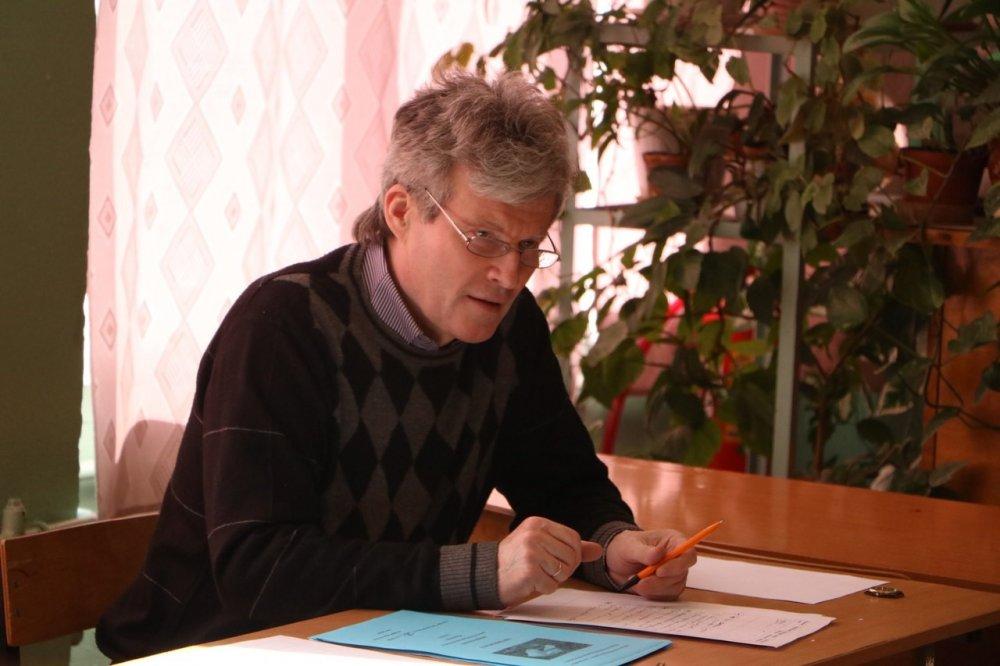 Кулев Александр Вадимович, учитель биологии гимназии № 205