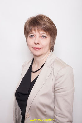 Евстигнеева Светлана Анатольевна, учитель химии школы № 201
