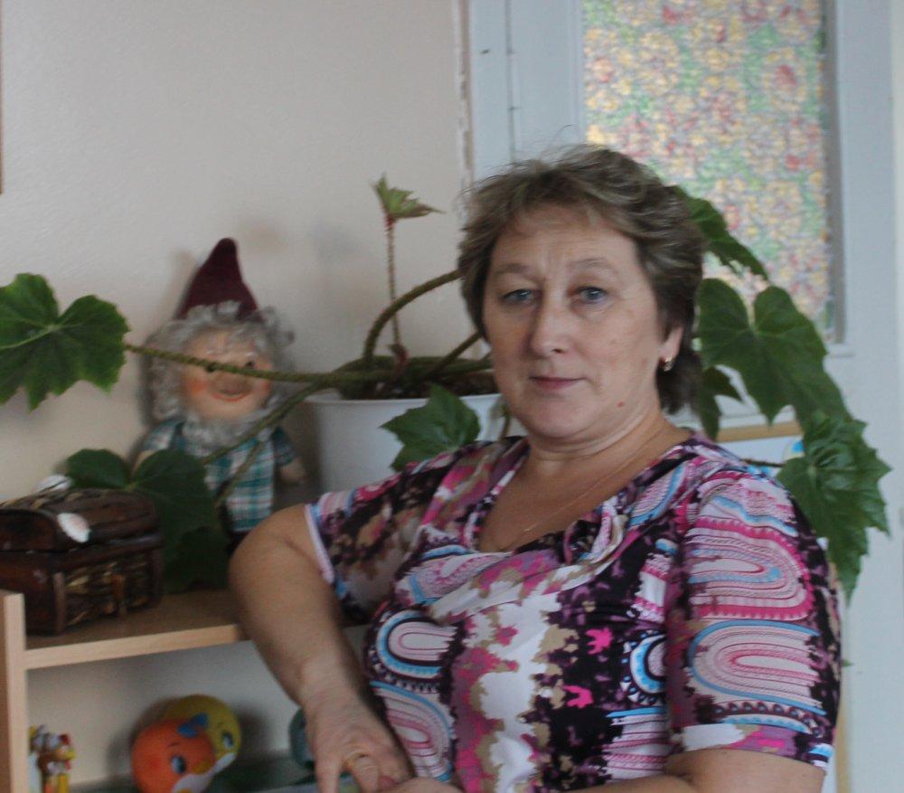 Зданович Татьяна Анатольевна, воспитатель детского сада № 50