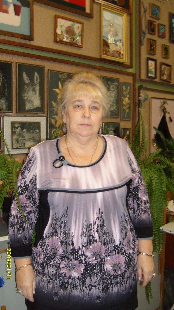 Никитина Валентина Васильевна, учитель школы № 202