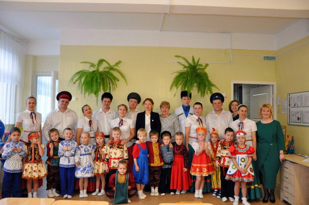 Подготовительная группа детского сада № 101