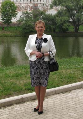 Медведева Виктория Алексеевна, учитель истории и обществознания школы № 368