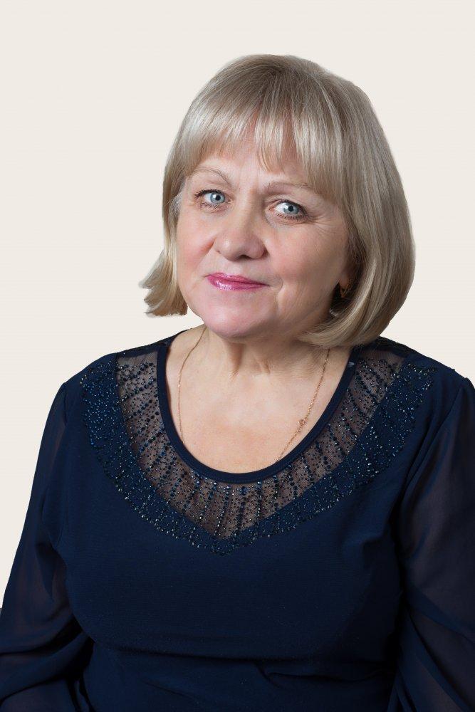 Волобуева Нина Петровна, воспитатель детского сада № 36