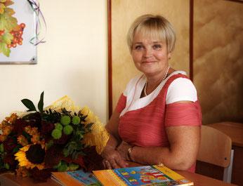 Михайлова Галина Викторовна, учитель начальных классов школы № 292