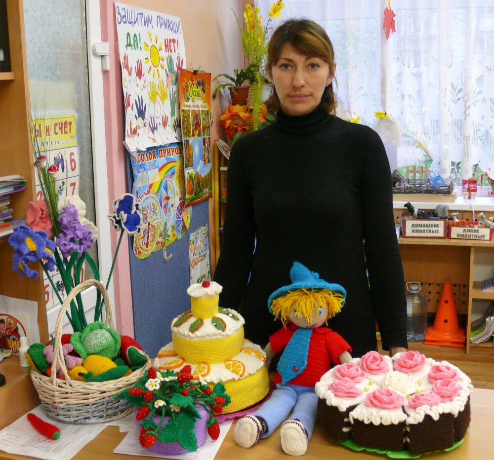 Хорева Наталья Александровна, помощник воспитателя детского сада № 80