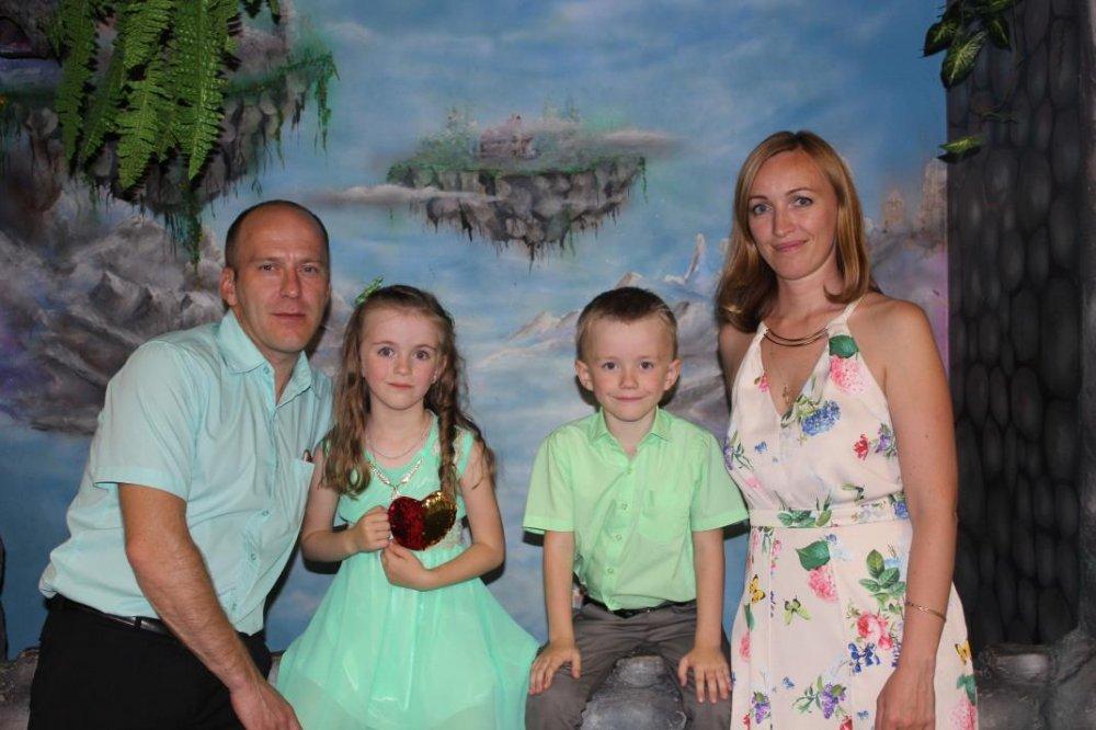 Семья Кожевниковых, детского сада № 94