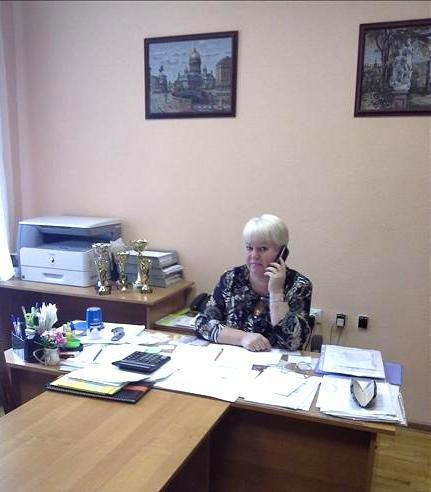 Васина Татьяна Александровна, заведующий детским садом №100