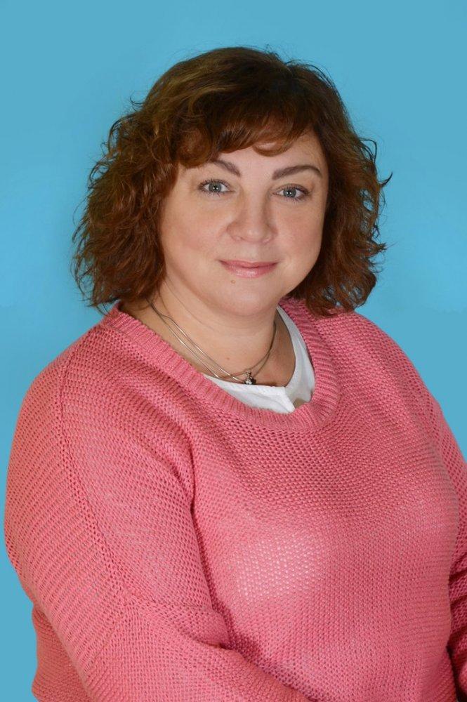 Семенова Елена Борисовна, заместитель заведующего детским садом № 70