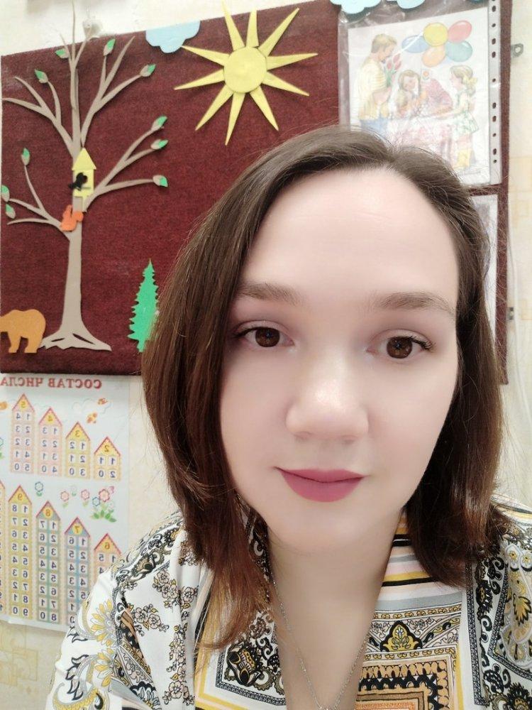 Черненко Екатерина Николаевна, воспитатель детского сада № 60