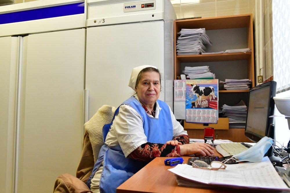 Королева Ольга Алексеевна, кладовщик детского сада № 103