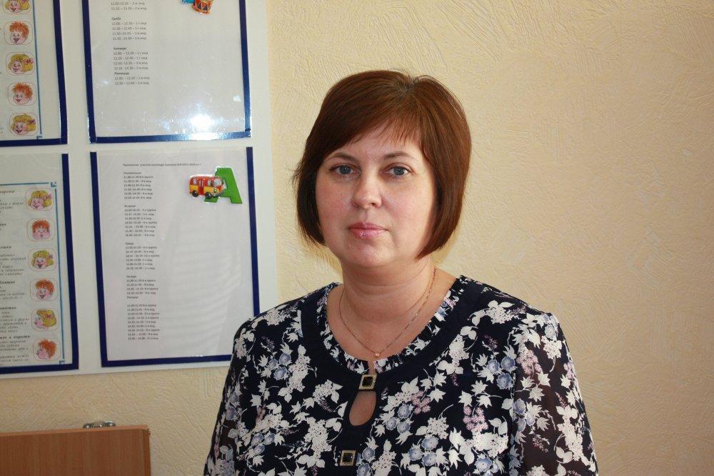 Савченко Ирина Васильевна, учитель-логопед школы-интерната № 37