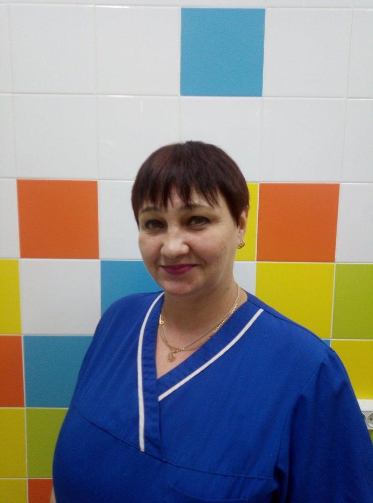 Травникова Светлана Владимировна, повар детского сада № 66