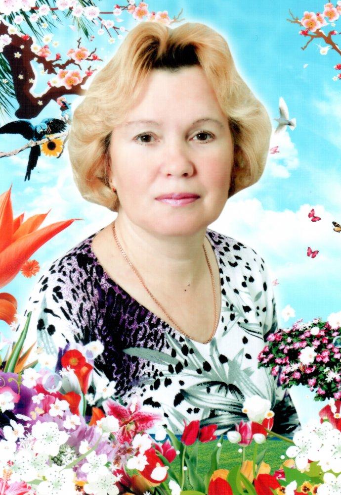Терехова Татьяна Сергеевна, машинист по стирке и ремонту белья детского сада № 73