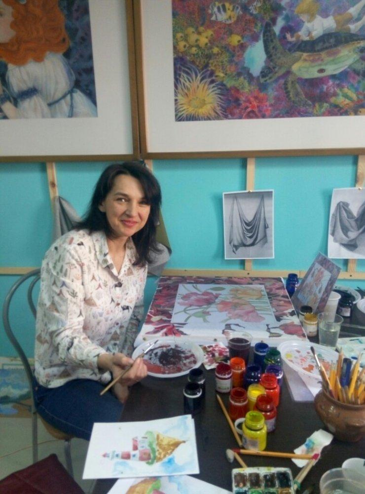 Шипунова Оксана Валерьевна, инструктор по физической культуре детского сада № 91