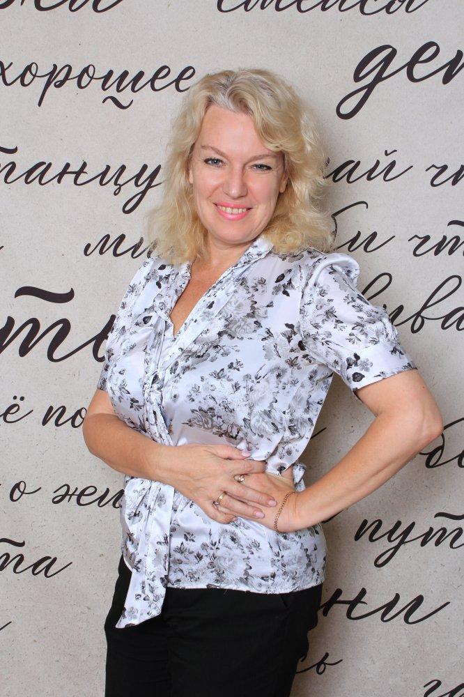 Воронова Алла Владимировна, директор школы № 492